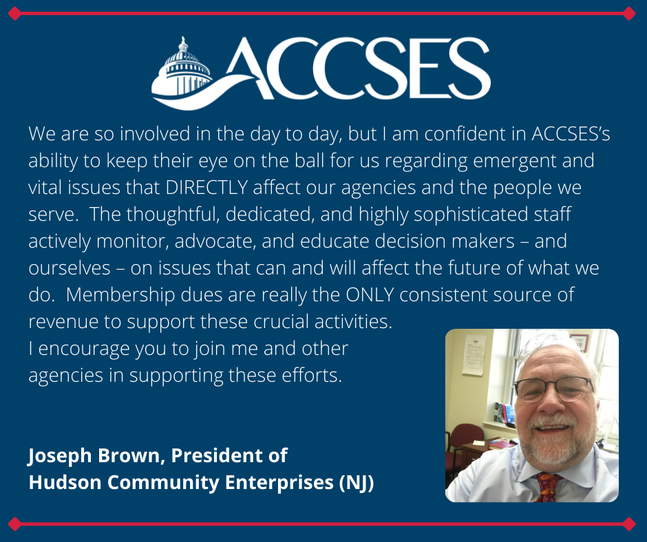 Testimonial from Joseph Brown